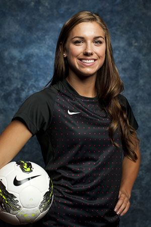 Meet Team USA: Alex Morgan, Soccer.