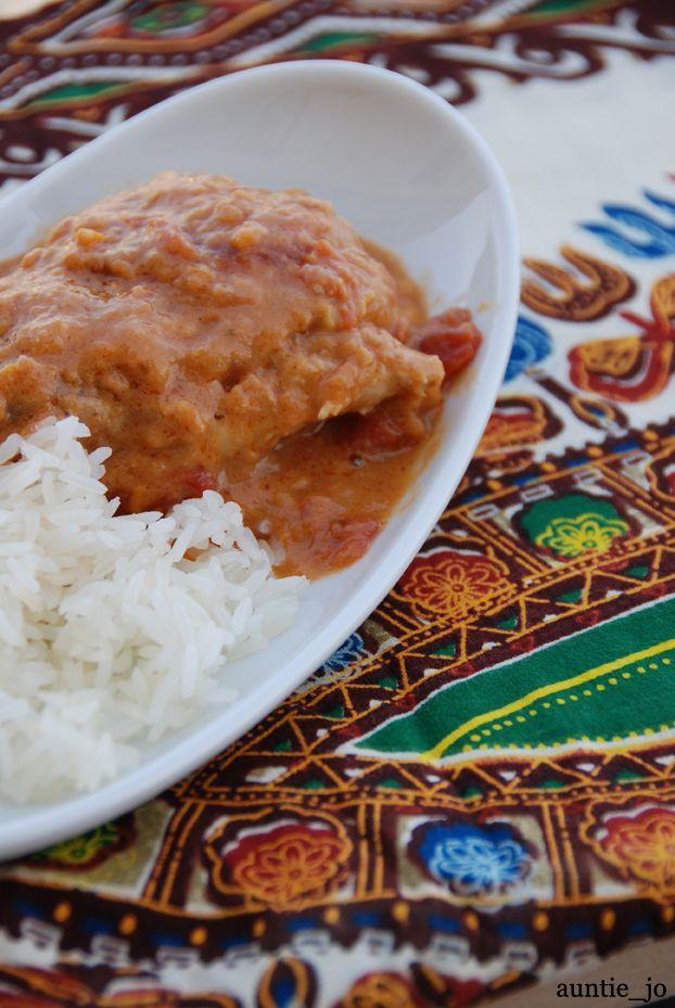 poulet sauce arachide 41 cuisine africaine / recette camerounaise : poulet sauce arachide