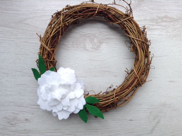 A personal favorite from my Etsy shop https://www.etsy.com/listing/234346974/peony-rattan-wreath-available-in-the