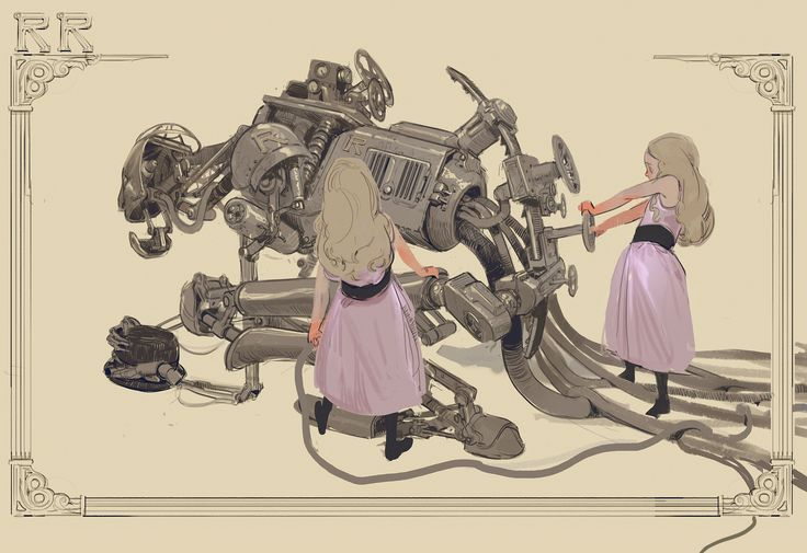 ArtStation - Some sketches, Victor Quaresma