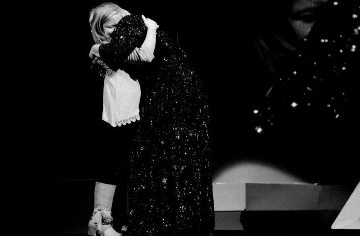 """Philips Arena, Atlanta, October 28, 2016"" - Adele by Alex Waespi"