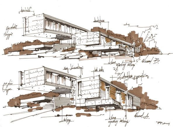 Architectural Drawing Sketch 98 best arquitectura (sketch) images on pinterest