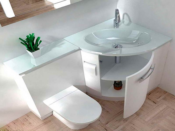 Corner Sink And Toilet Unit : ... toilet upstairs toilet bathroom kitchen bathroom decor bathroom ideas