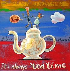a31808 It is always teatime - Frans Groenewald
