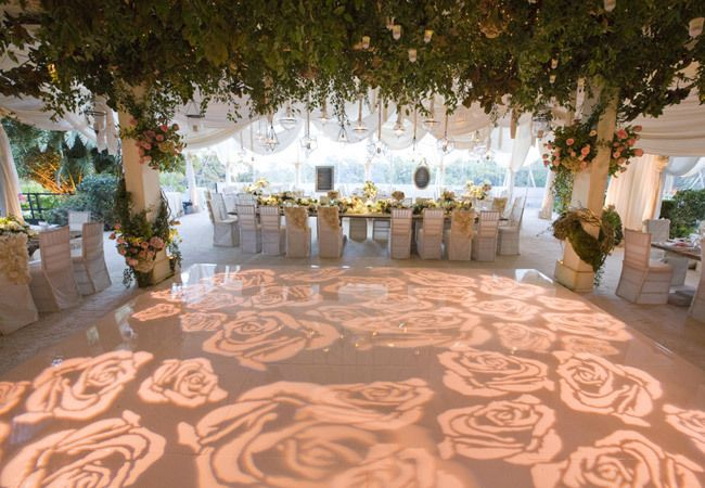 12 Ways to Customize Your Dance Floor