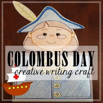In 1492 Columbus sailed the ocean blue, what do YOU think he liked to do? This great Columbus Day creative writing craft and activity is exactly what you need this school year! This craft is differentiated  and was designed with all learning styles and lower elementary grades in mind.