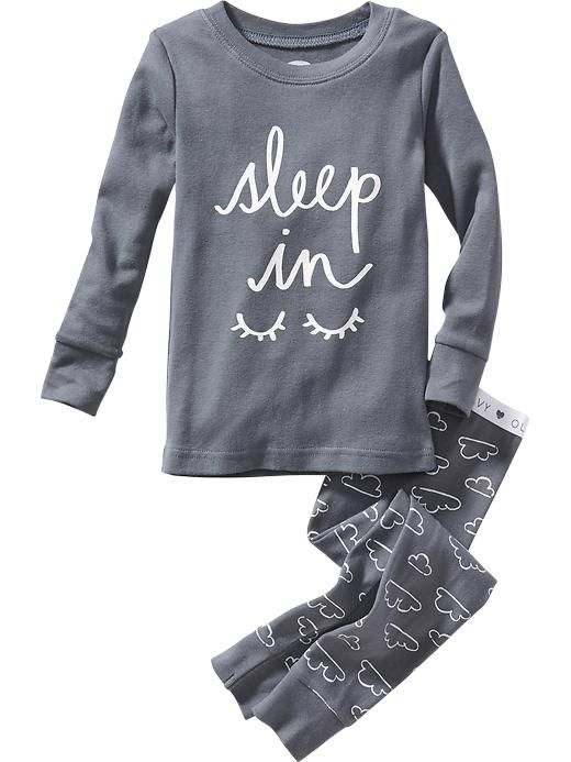 Graphic Sleep Set for Baby