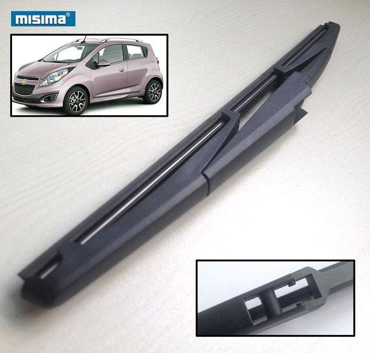 "MISIMA 12"" Rear Window Windscreen Wiper Blade For Chevrolet Spark M300 2010 Holden Barina Spark 2011 2012 2013 2014 2015 2016"