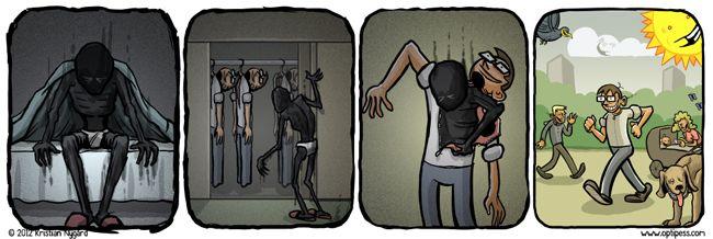 Satirinhas - Quadrinhos, tirinhas, curiosidades e muito mais! - Part 255