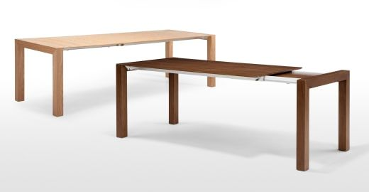 Bramante ausziehbarer Esstisch in Esche ► Entdecke moderne Designmöbel jetzt bei MADE.