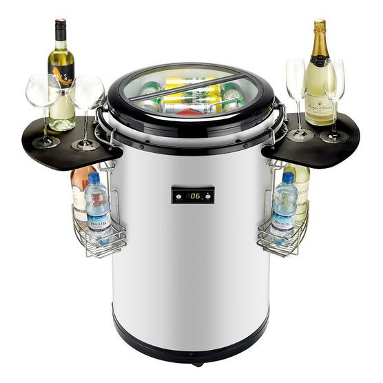 Igloo Stainless Party Cooler - Stainless Steel - FRP245SS