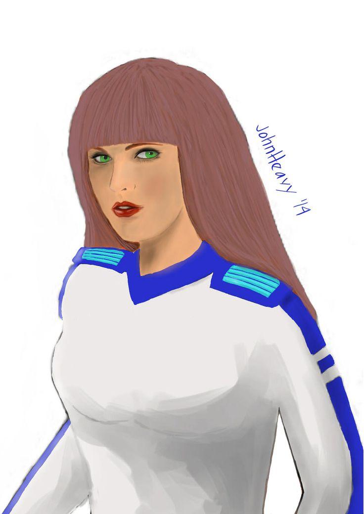Ranger Niko by JohnHeavy.deviantart.com on @deviantART