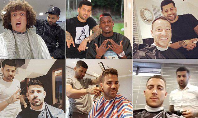 Meet Paul Pogba and Eden Hazard's Premier League barber