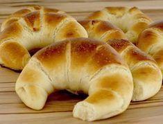 Breakfast croissants for morning muffle  – Backen