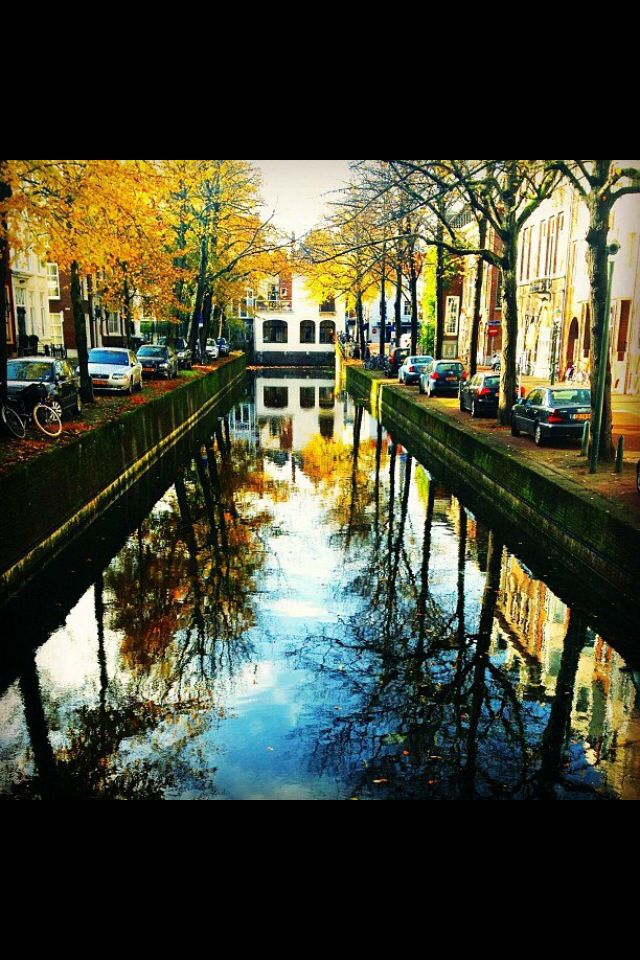 The Hague center Hooigracht