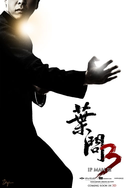 Ip Man 3 Poster by sahinduezguen on deviantART