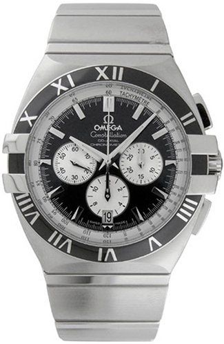Omega Men's 1519.51.00 Constellation Double Eagle Chronometer Chronograph Watch Reviews 2013