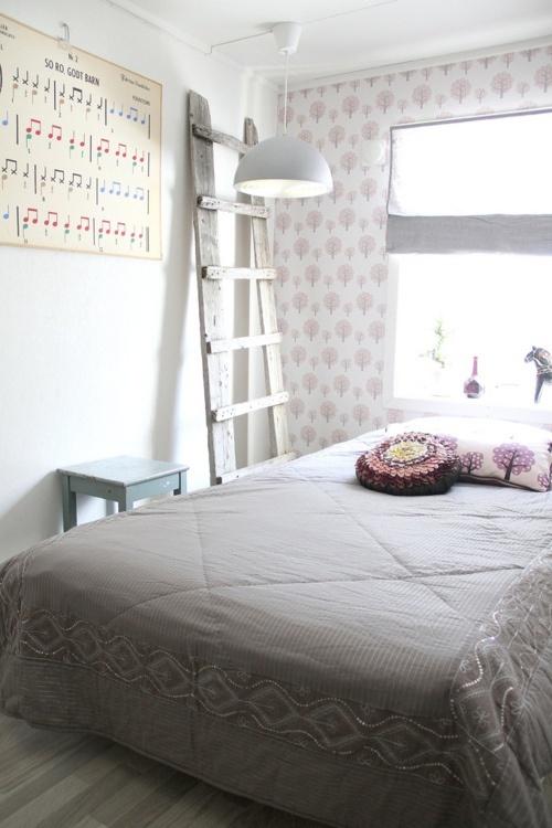Ferm Living behang | via mommo-design