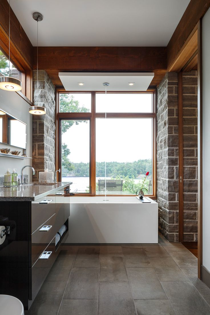 houzz feature story on this private retreat master bathroom ottawa interior designer bathroom design - Bathroom Design Ottawa