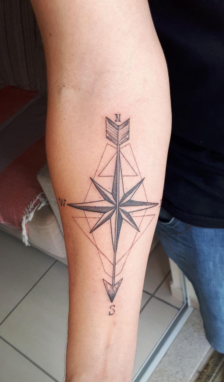 My first tattoo by Sandro Plankton @ Ink House Tattoo - Tubarão Santa Catarina Brazil