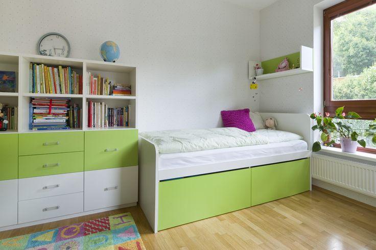 children's room designed by Kristina Proksova