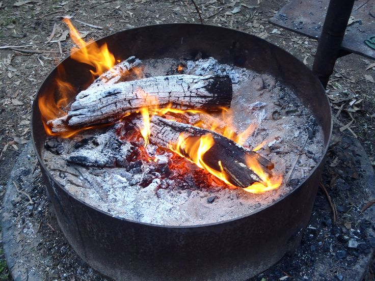 #Campfire at #WheenyCreek