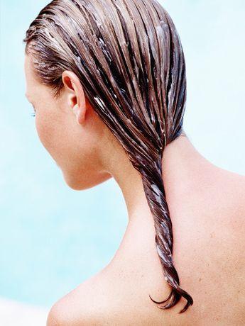 Dunkle haare naturlich aufhellen