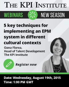 This webinar emphasizes the effect cultural contexts unleash on employee performance measurement and evaluation – the same system, the same world-wide criteria, could be perceived, interpreted and registered differently due to geographical dispersion and local culture.