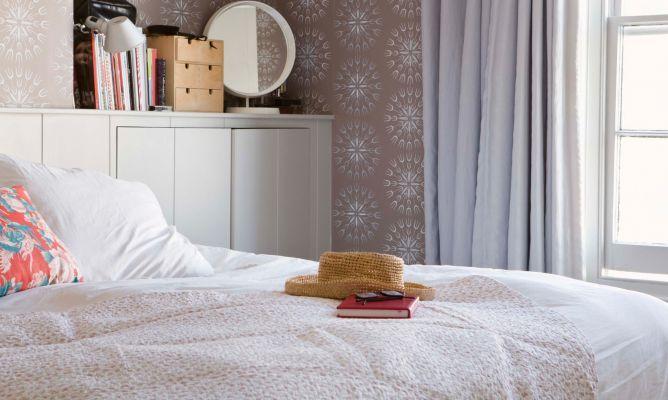 Un lavado de 60° es lo mas recomendable en la ropa de cama.