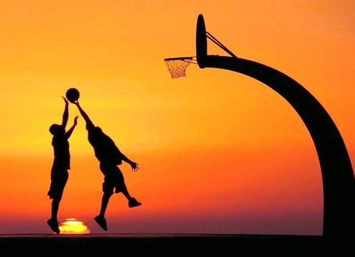Спорт дает свободу в игре.