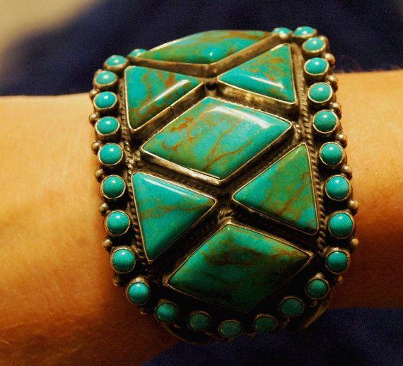 turquoise..