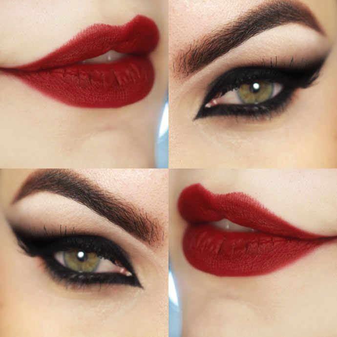 Tutorial – makeup com olho preto felino da Taylor Swift em Bad Blood
