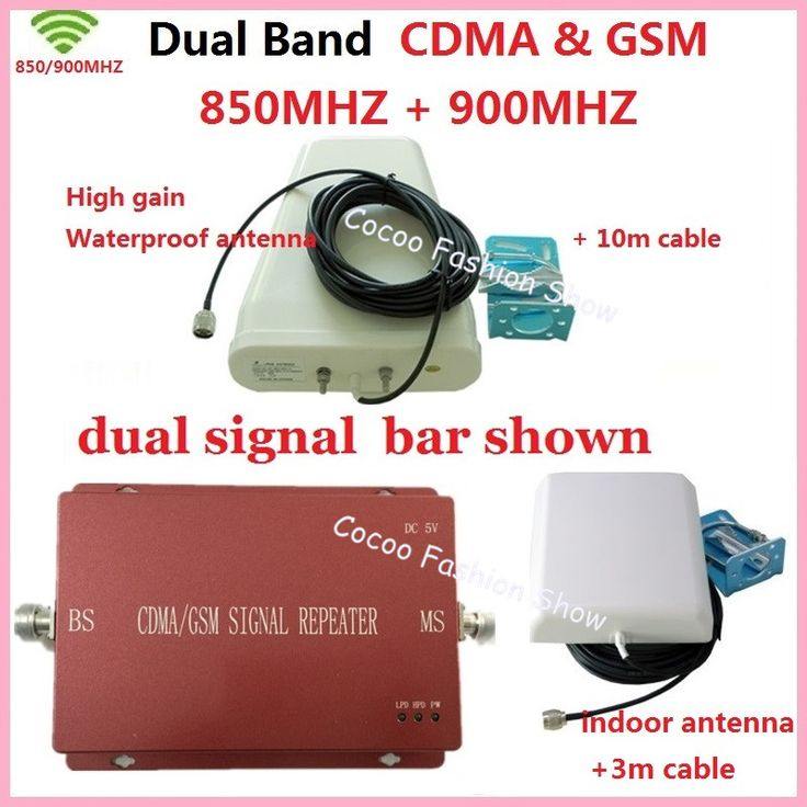Mini Dual Band GSM 900MHZ + CDMA 850MHZ Mobile Phone Signal Booster , Cell Phone Signal Repeater Booster Amplifier With Antennas Click visit for check price #mobilephoneaccessories