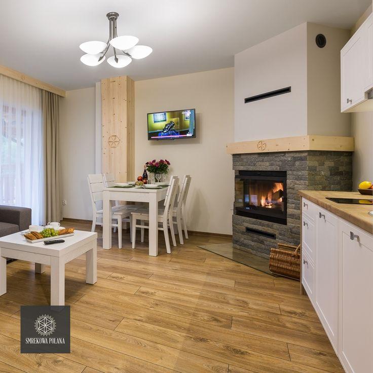 Apartament Przebiśnieg - zapraszamy! #poland #polska #malopolska #zakopane #resort #apartamenty #apartamentos #noclegi #livingroom #salon