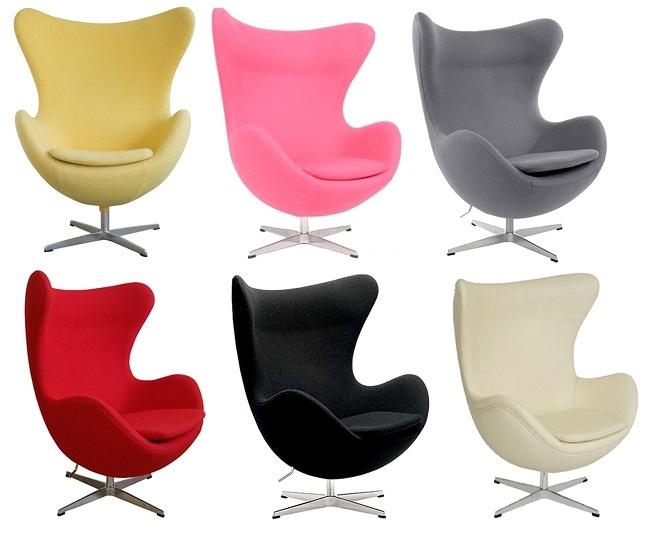 Incy Rocking Egg Chair 6 Colors (Australia)