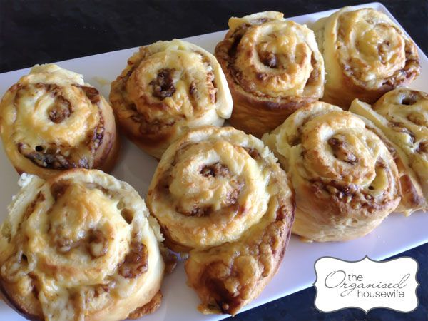 Cheesymite Scrolls - this recipe is SO GOOD! Another very popular good with the kiddies and the adults. This was SO EASY!!!