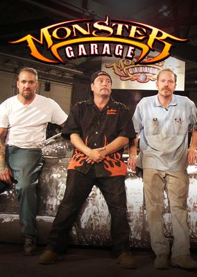 Monster Garage (2006) - Mechanic extraordinaire Jesse James helms this high-octane series that transforms regular cars into outrageous vehicles in just seven days.