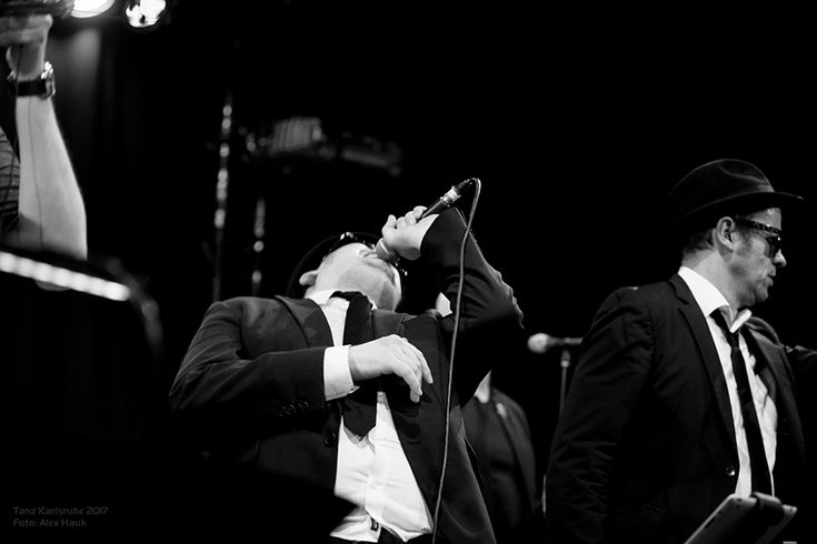 Blues Brothers feat. by Soulcafé, Karlsruhe