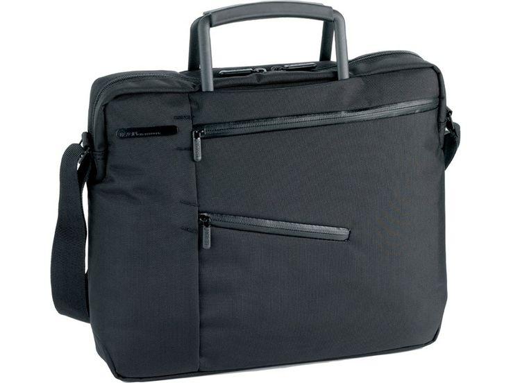 Fransız tasarım markası Lexon'dan Küçük Evrak/Laptop Çantası, Challenger Mini Document Bag by Promart-Promotion