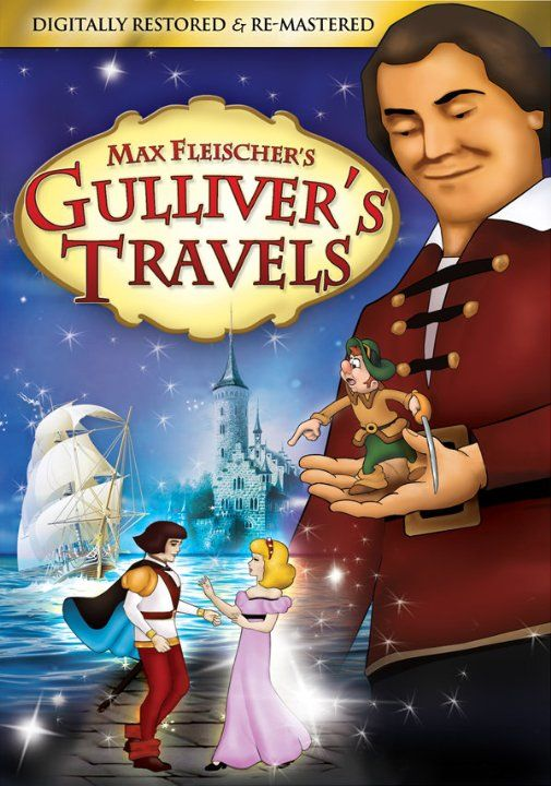 Gulliver's Travels with Princess Glory-Rose and Princer David-Robin