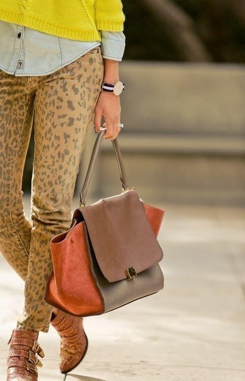 I love Street Style   via Facebook <3<3<3<3