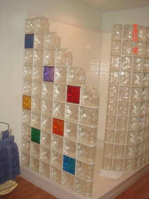 17 best ideas about glass blocks wall on pinterest glass for Glass bricks designs