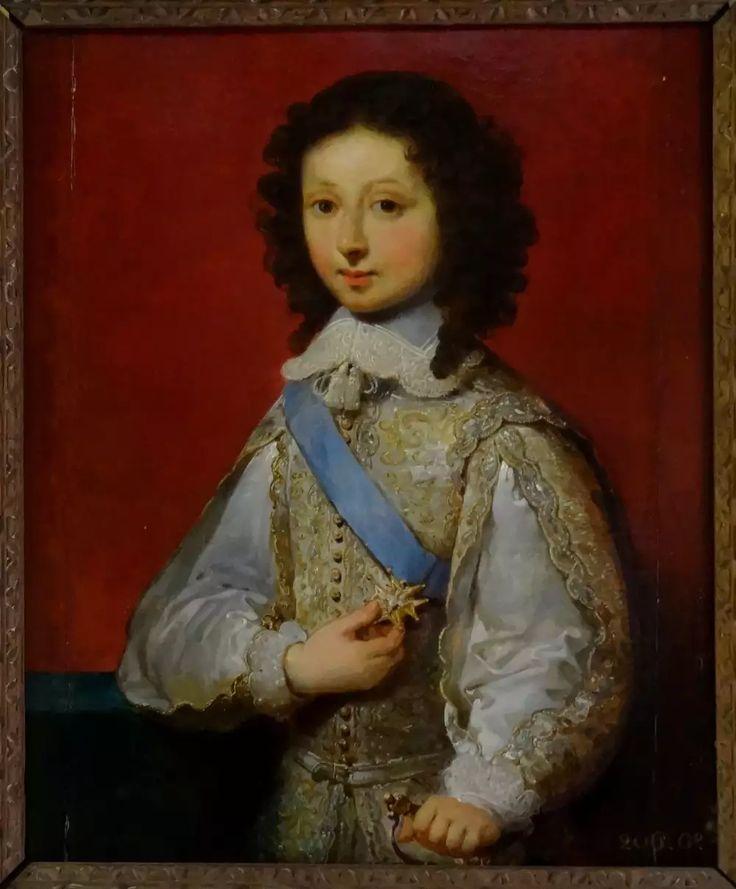 Philippe de France, Monsieur, duc d'Orléans, enfant