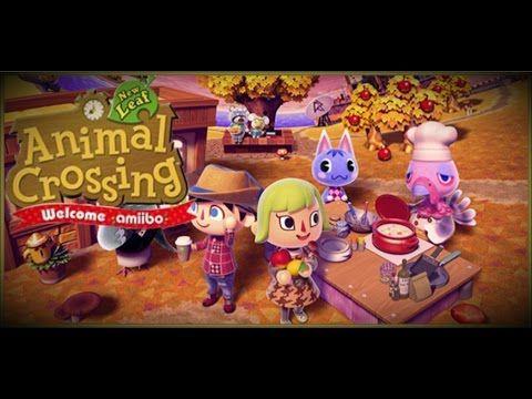 La Scienza di Giacomo✧Animal Crossing:New Leaf Welcome amiibo! 3DS Gamep...
