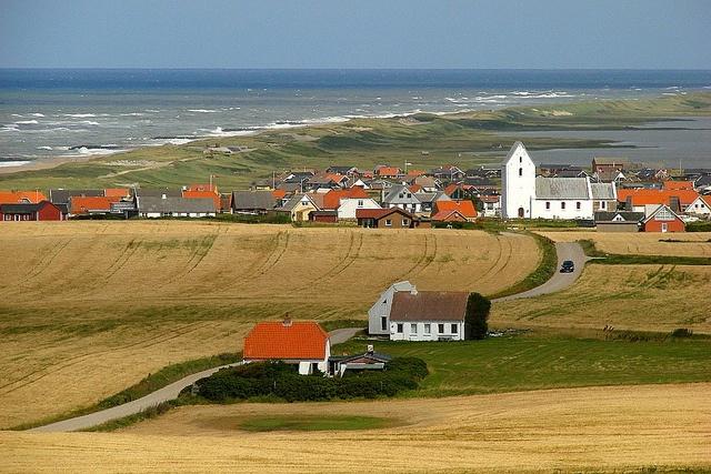 Ferring, Jutland, Denmark