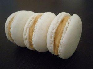 Hjemmelavede Macarons med kaffecreme