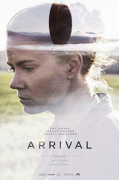 Arrival – alternative movie poster