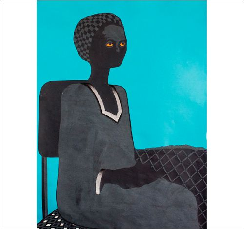 The Art Space, Nairobi: David Thuku