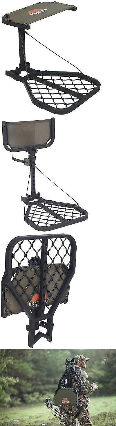 Tree Stands 52508: Millennium Treestands M7 Microlite Hang-On Tree Stand (Includes... Free Shipping -> BUY IT NOW ONLY: $170.25 on eBay!