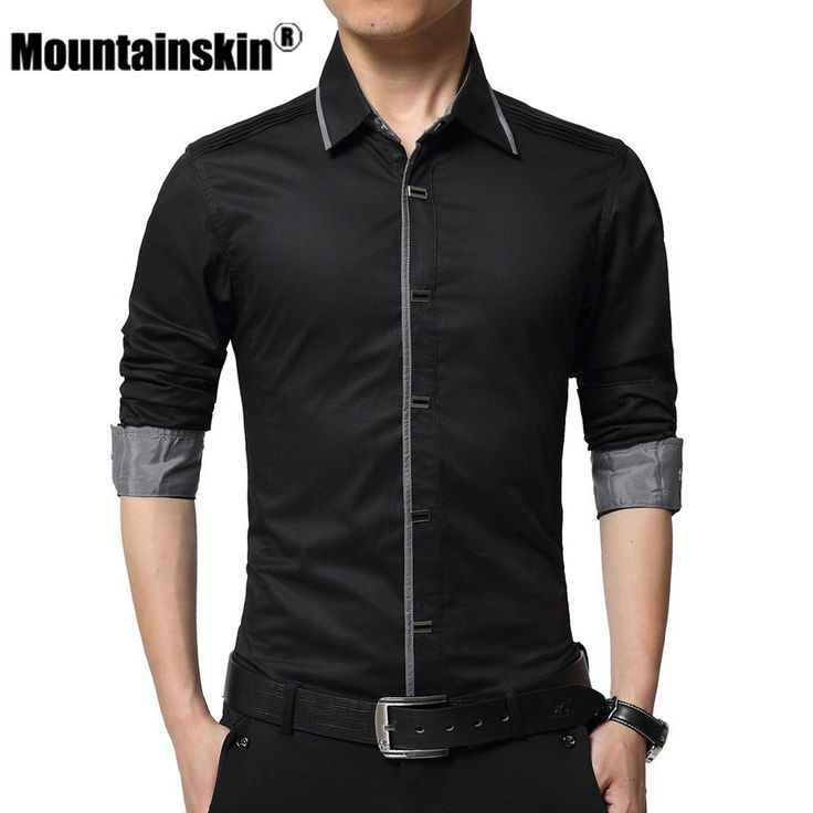 Like and Share if you want this  Mountainskin Solid Men's Shirts 100% Cotton 4XL Long Sleeve Shirts Men Clothing Business Male Shirts England Slim Fit SA275     Tag a friend who would love this!     FREE Shipping Worldwide     Buy one here---> https://onesourcetrendz.com/shop/all-categories/mens-clothing/mens-shirts/mountainskin-solid-mens-shirts-100-cotton-4xl-long-sleeve-shirts-men-clothing-business-male-shirts-england-slim-fit-sa275/